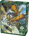 Cobble Hill Waterfall Dragons (1000 Piece):