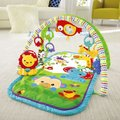Fisher Price Rainforest Friends 3 in 1 Musical Activity Gym: