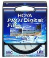 Hoya Pro1D UV Filter (52mm):