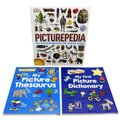 Picturepedia 3-Book Collection (Hardcover):