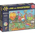 Jumbo Jan Van Haasteren The Balloon Festival Jigsaw Puzzle (1000 Pieces):