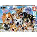Fun in the Sun Selfie Jigsaw Puzzle (500 Piece):