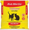 Bob Martin Traditional Cat Litter with Anti-Bacterial Action (5kg):