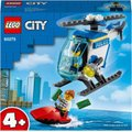 LEGO City - Police Helicopter (51 Pieces):