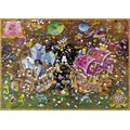 Heye Guillermo Mordillo The Kiss Jigsaw Puzzle (2000 Piece):