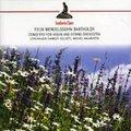 Various Artists - Concerto for Violin & String Orchestra in D Minor (CD): Mendelssohn F, Mendelssohn, Copenhagen Chamb