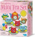 4M Paint Your Own Mini Tea Set Kit: