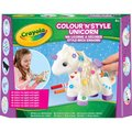 Crayola Colour and Style Unicorn Kit: