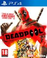 Deadpool (Essentials) (PlayStation 4, Blu-ray disc):