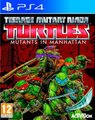 Teenage Mutant Ninja Turtles: Mutants In Manhattan (PlayStation 4):