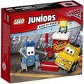 LEGO Juniors - Guido and Luigi's Pit Stop: