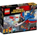 LEGO Super Heroes - Captain America Jet Pursuit:
