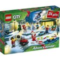LEGO City Town Advent Calendar (342 Pieces):