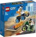 LEGO CITY Stunt Team: