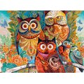 Castorland Owls Puzzle (2000 Pieces):