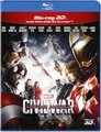 Captain America 3: Civil War - 2D / 3D (Blu-ray disc): Chris Evans, Robert Downey Jr., Scarlett Johansson, Don Cheadle, Anthony...
