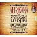Afrikana  Complete Series  Volume 1 to Volume 7 (CD): Various Artists