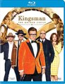 Kingsman 2: The Golden Circle (Blu-ray disc): Taron Egerton, Colin Firth, Julianne Moore, Channing Tatum, Halle Berry