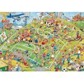 Jumbo Jan van Haasteren Football Jigsaw Puzzle (500 Pieces):