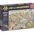 Jumbo Jan van Haasteren Clash Of The Bakers Jigsaw Puzzle (1500 Piece):
