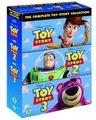 Toy Story Trilogy - Toy Story 1 / 2 / 3 (DVD, Boxed set): Tom Hanks, Tim Allen, Don Rickles, Jim Varney, Wallace Shawn, John...