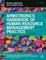 Armstrong's Handbook of Human Resource Management Practice (Paperback, 13th Revised edition): Michael Armstrong, Stephen...