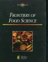 Food Science (Hardcover): Savage