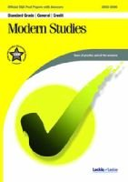 Modern Studies General / Credit SQA Past Papers (Paperback, 3rd Revised edition):