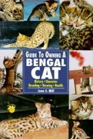 Guide to Owning a Bengal Cat (Paperback): Jean S. Mill