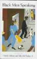 Black Men Speaking (Hardcover): Charles Johnson, John McCluskey