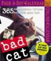 Bad Cats 2006 (Other printed item, illustrated edition): Workman Publishing