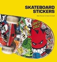 Skateboard Stickers (Paperback): Steve Cardwell