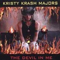 Kristy Krash Majors - Devil in Me (CD): Kristy Krash Majors