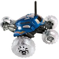 Thunder Tumbler 360 Degree Monster Remote-Controlled Rally Car - Blue: