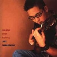 Jake Shimabukuro - Walking Down Rainhill (CD): Jake Shimabukuro