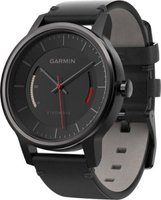 Garmin vivomove Classic Watch with Activity Tracking (Black):