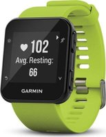Garmin Forerunner 35 GPS Running Watch (Lime Green):