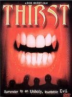 Thirst (Region 1 Import DVD): David Hemmings, Chantal Contouri, Rod Hardy