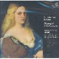 Various Artists - Dindia/Madrigali E Canzonette (CD): Kiehr, Concerto Soave, Aymes