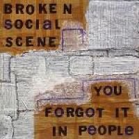 Broken Social Scene - You Forgot It In People CD (2003) (CD): Broken Social Scene