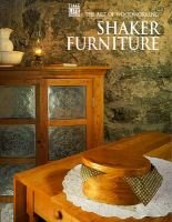 Shaker Furniture (Spiral bound, illustrated edition): Time-Life Books.