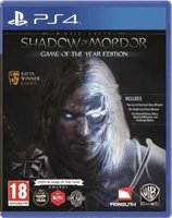 Middle-Earth: Shadow of Mordor - Game of the Year Edition (PlayStation 4):