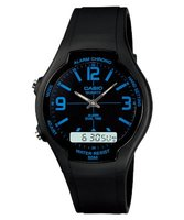 Casio AW-90H-2BV Analog-Digital Watch:
