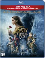 Beauty And The Beast - 2D / 3D (Blu-ray disc): Emma Watson, Dan Stevens, Luke Evans, Josh Gad