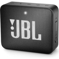JBL GO 2 Portable Bluetooth Speaker (3W)(Black):
