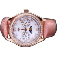 Matt Arend Ma 167 Jour Nuit Automatic Watch (Rose Gold Pink):