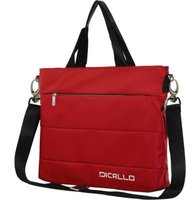 "Dicallo Ladies Laptop Bag 15.6"" (Red):"
