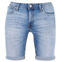 Jack & Jones Mens Liam Skinny Jean Shorts (Blue 872) [Parallel Import]: