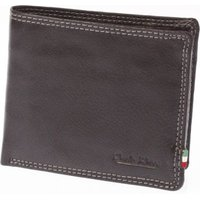 Paolo Rossi Genuine Leather Leisure Range Wallet (Black):