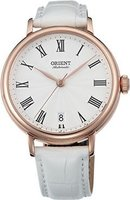 Orient SoMa Automatic White Dial Unisex Watch: